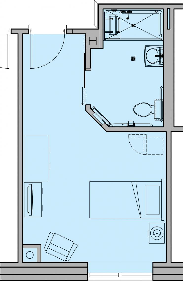 The Robin Floor Plan
