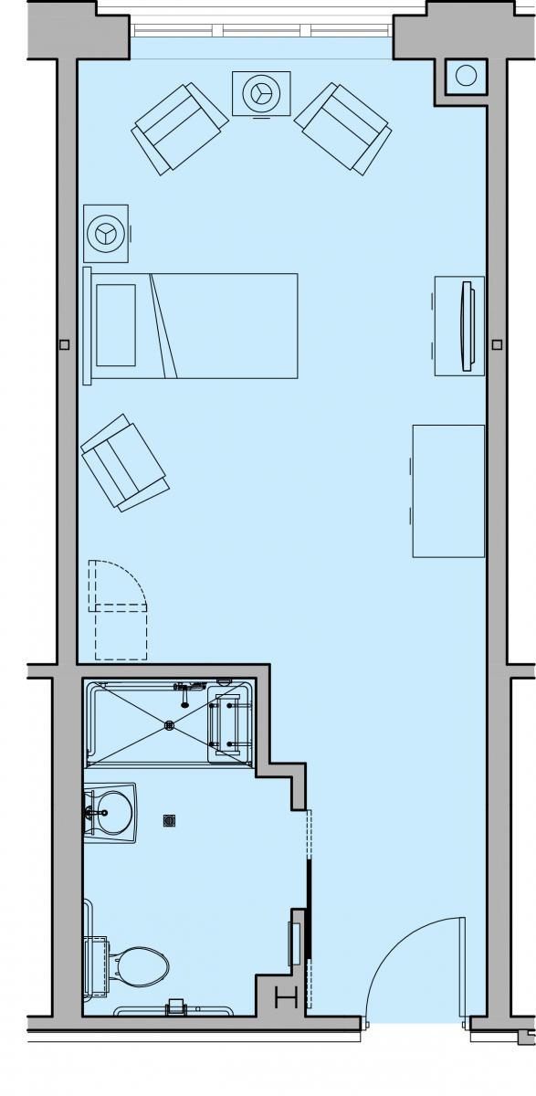 The Cardinal Floor Plan